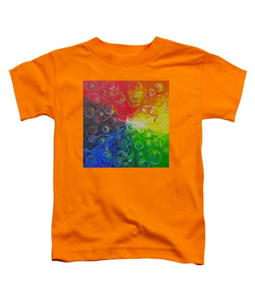 Birth Of Color Toddler T-Shirt