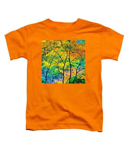 Canopy Of Life Toddler T-Shirt