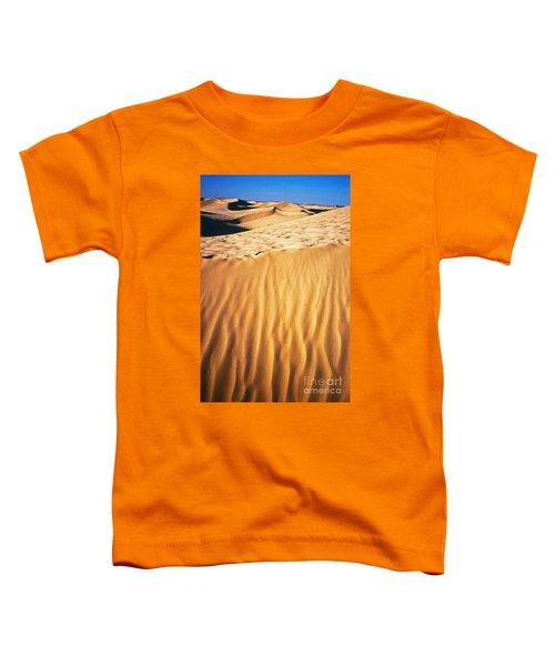 Fiery Desert I Toddler T-Shirt