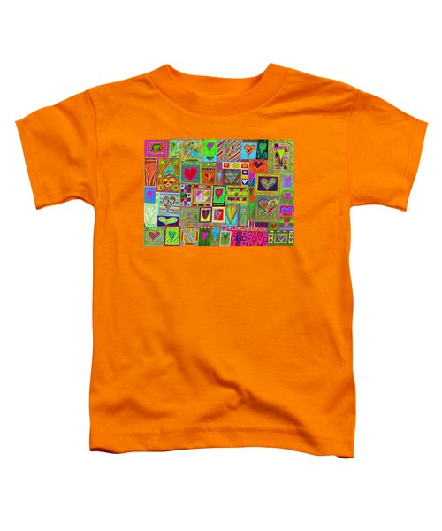 find U'r Love found    v15 Toddler T-Shirt