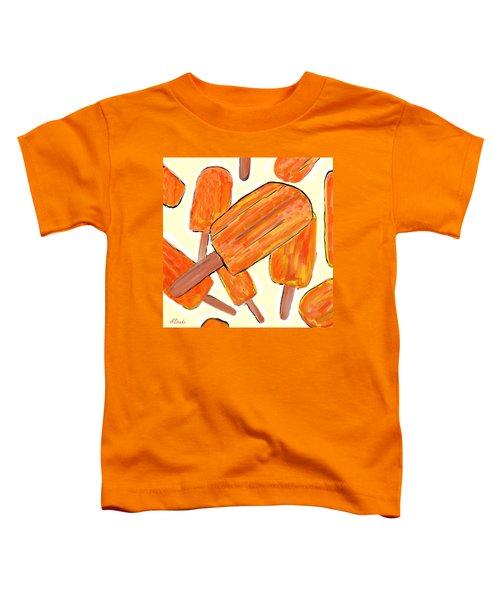 Its Raining Dreamsicles Toddler T-Shirt