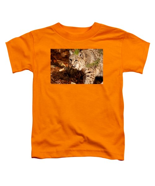 Mr. Whiskers Toddler T-Shirt