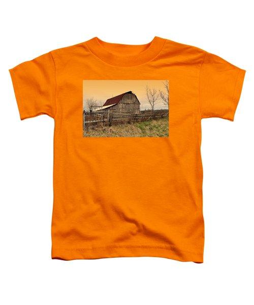 Ozark Barn 1 Toddler T-Shirt