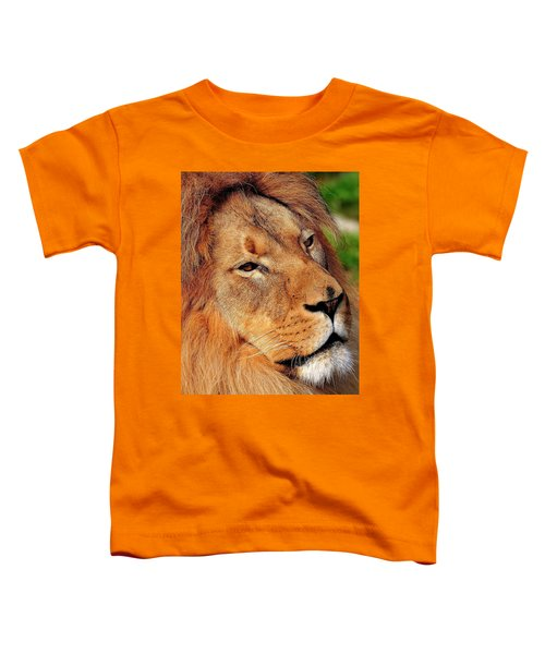 Portrait Of The King Toddler T-Shirt