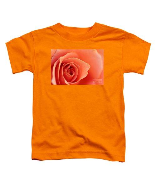 Soft Rose Petals Toddler T-Shirt