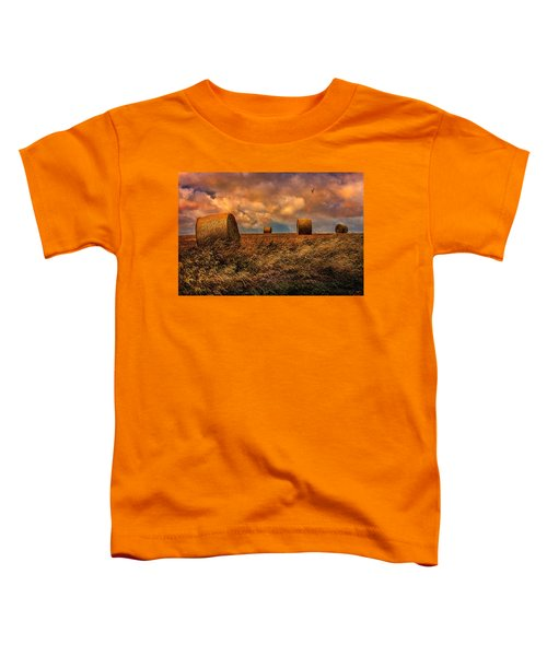 The Hayfield Toddler T-Shirt