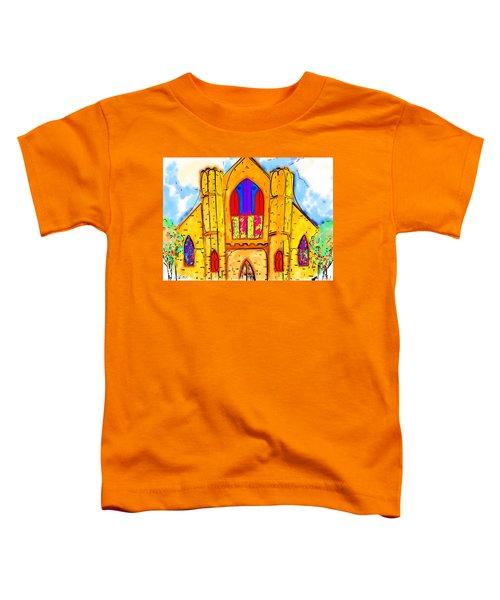 The Wedding Chapel Toddler T-Shirt