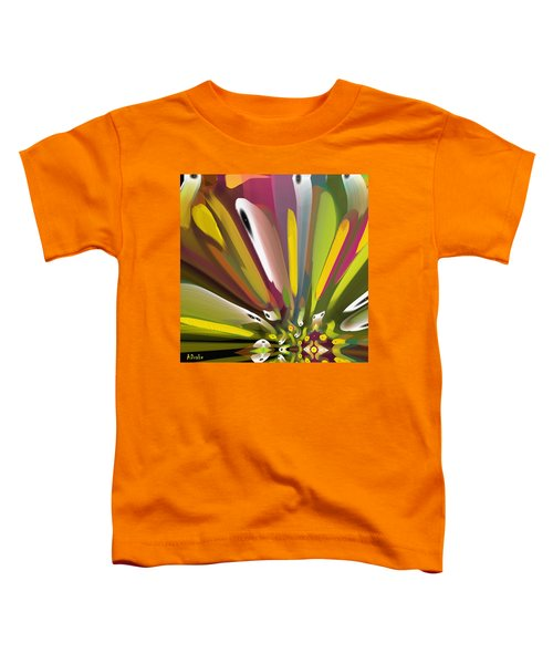 When Spring Turns To Fall Toddler T-Shirt