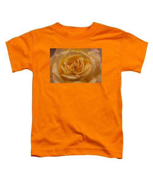 Yellow Rose Toddler T-Shirt