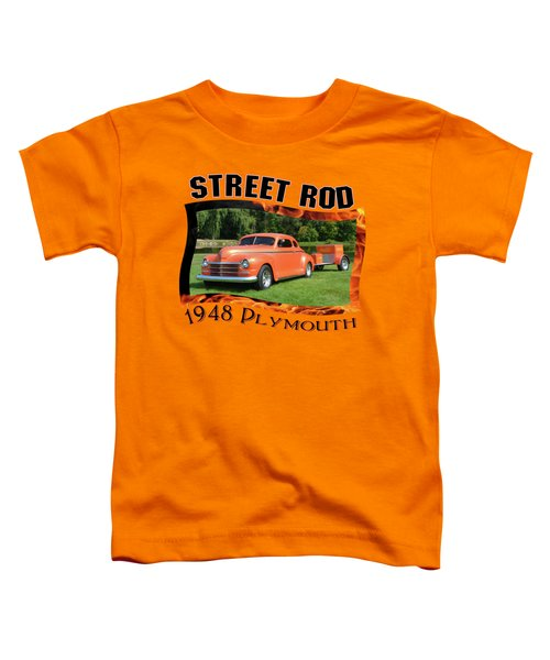 1948 Plymouth Grant Toddler T-Shirt