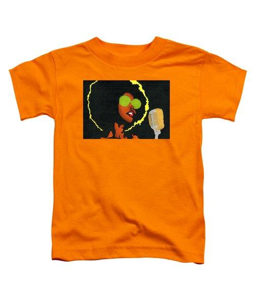 Angela Sings Toddler T-Shirt