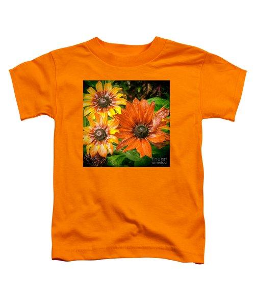 Black-eyed Susan Toddler T-Shirt