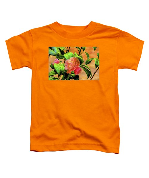 Camellia Candy Toddler T-Shirt