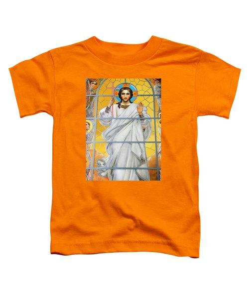 Christ The Redeemer Toddler T-Shirt