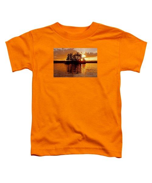 Clarity Of Spirit Toddler T-Shirt