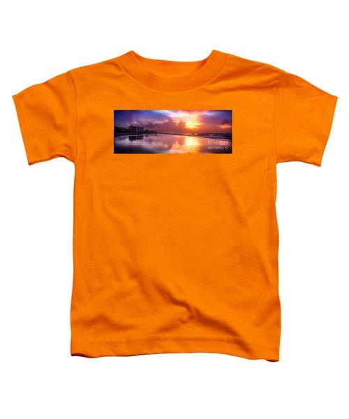 Crescent Beach September Morning Toddler T-Shirt
