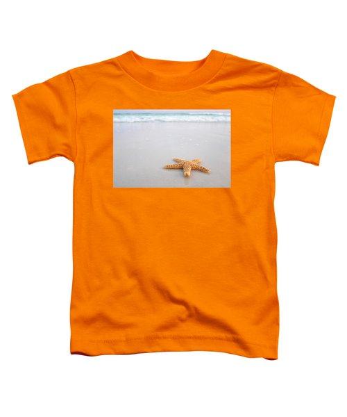 Destin Florida Miramar Beach Starfish Toddler T-Shirt