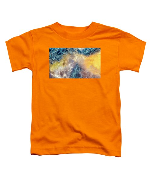 Earth Portrait Toddler T-Shirt
