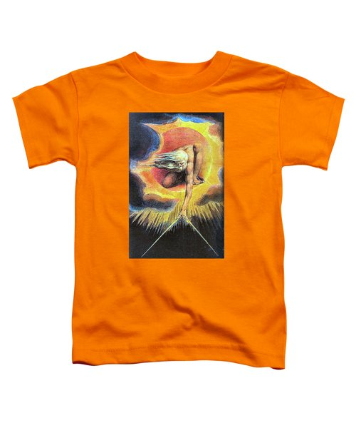 God As Architect Toddler T-Shirt