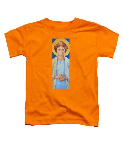 Helen Keller Toddler T-Shirt