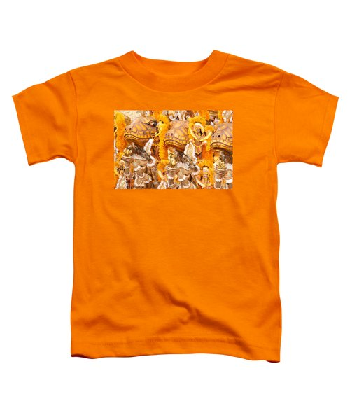 Lets Samba Toddler T-Shirt