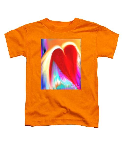 Loved Toddler T-Shirt