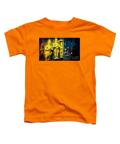 Meenakshi Temple Madurai India Toddler T-Shirt