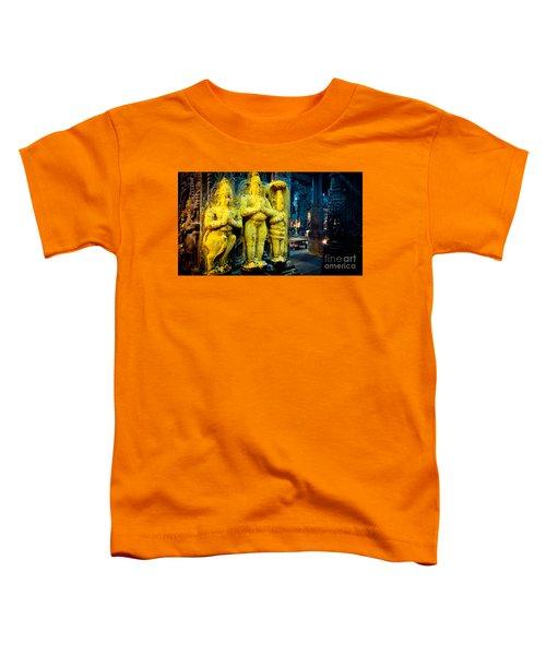 Meenakshi Temple Madurai India Toddler T-Shirt