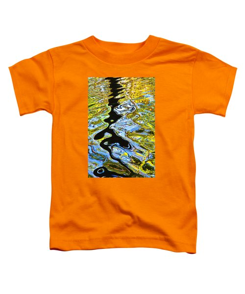 Mill Pond Reflection Toddler T-Shirt