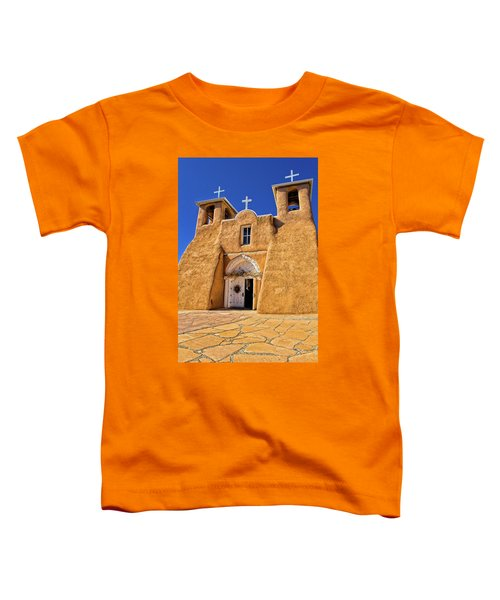 Ranchos De Taos Church  Toddler T-Shirt