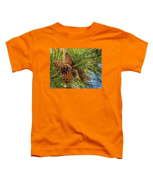 Red Crossbill Toddler T-Shirt