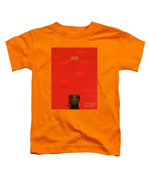 Red Impression Toddler T-Shirt