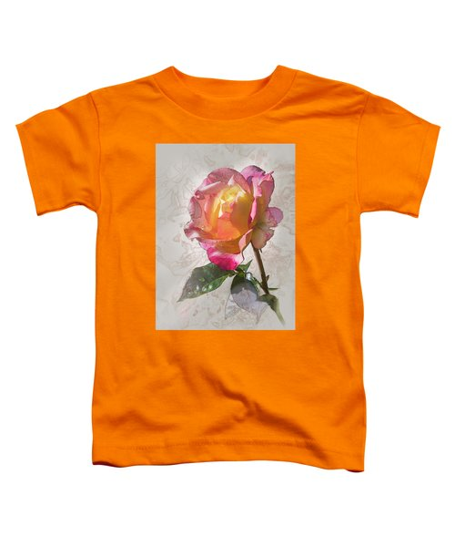 Rosa, 'glowing Peace' Toddler T-Shirt