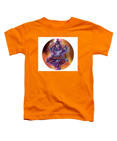 Shiva Dhyan Toddler T-Shirt