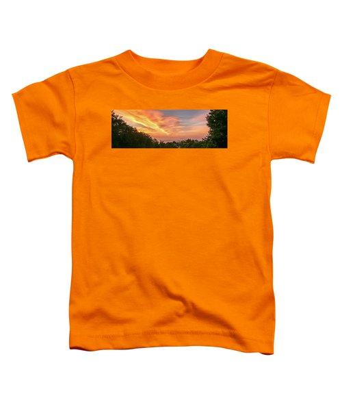 Sunrise July 22 2015 Toddler T-Shirt