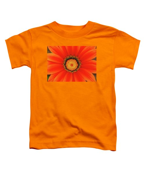 The Beauty Of Orange Toddler T-Shirt