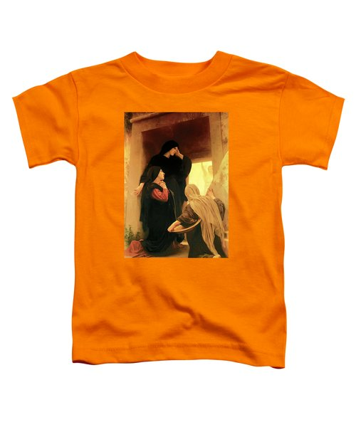 Three Marys At The Tomb Toddler T-Shirt