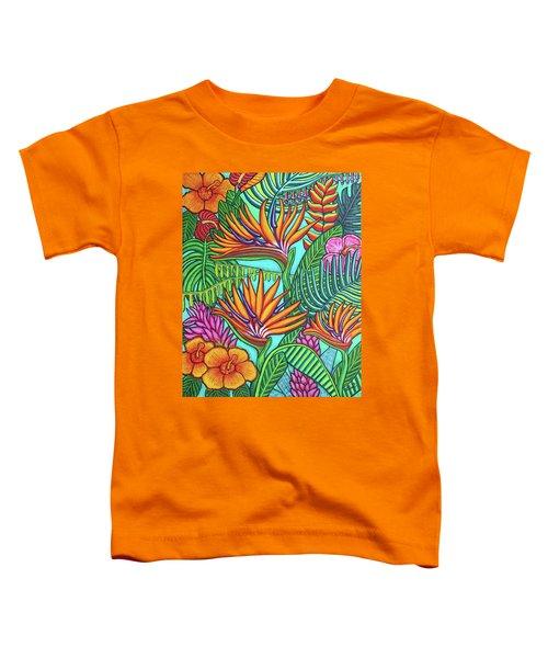 Tropical Gems Toddler T-Shirt
