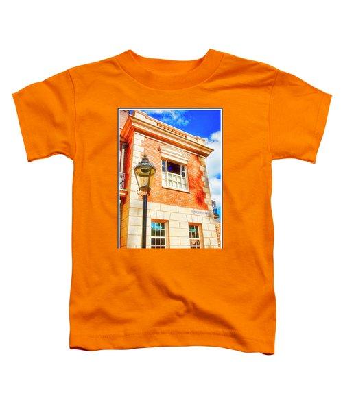 United Kingdom Pavilion, Epcot, Walt Disney World Toddler T-Shirt