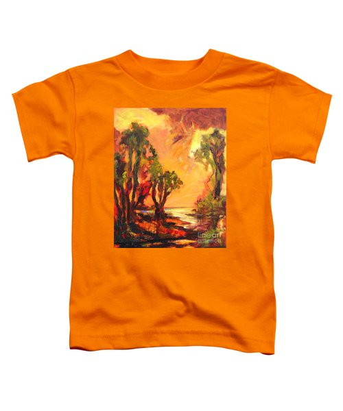 Waterway Toddler T-Shirt