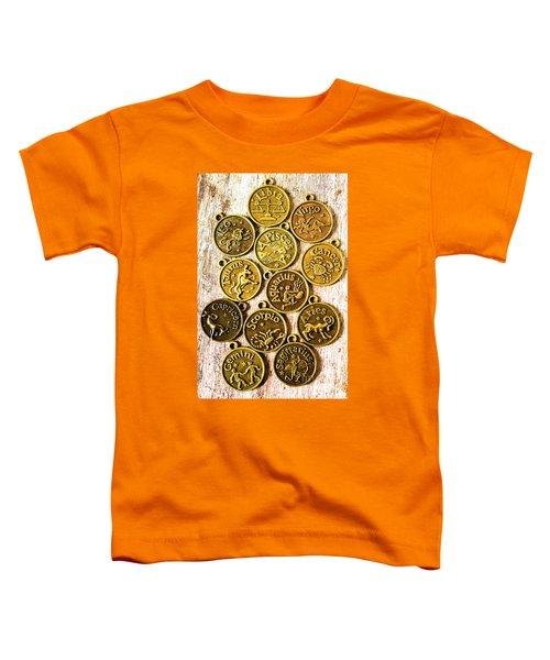 12 Wonders Of The Zodiac  Toddler T-Shirt