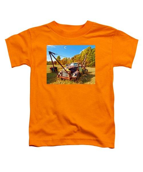1950 Gmc Truck Toddler T-Shirt
