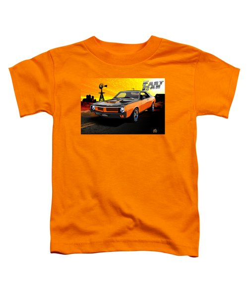 1970 Javelin Toddler T-Shirt