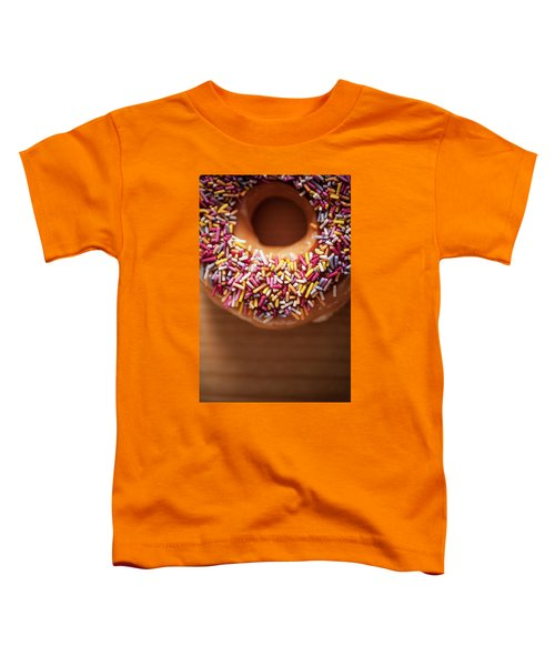 Donut And Sprinkles Toddler T-Shirt