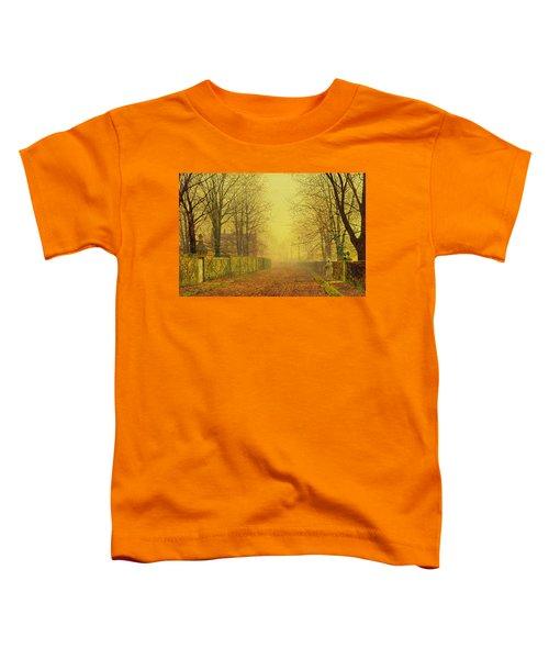 Evening Glow Toddler T-Shirt