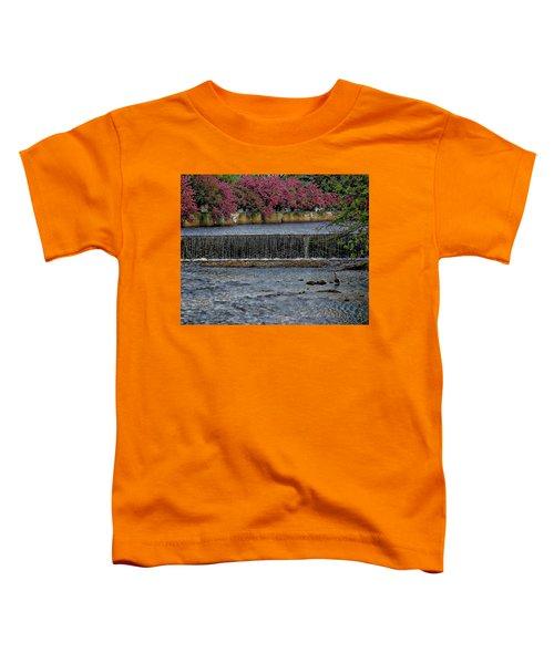 Mill River Park Toddler T-Shirt