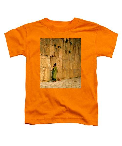 The Wailing Wall Toddler T-Shirt