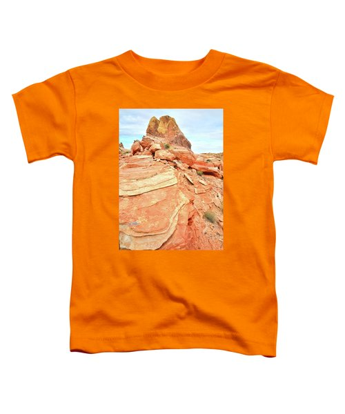 Valley Of Fire High Country Toddler T-Shirt