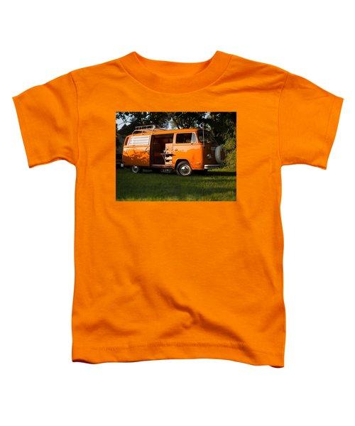 Volkswagen Bus T2 Westfalia Toddler T-Shirt