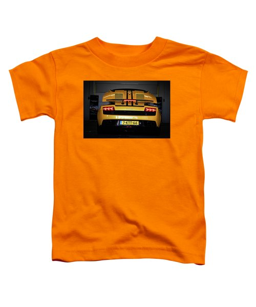 Lamborghini Gallardo Toddler T-Shirt